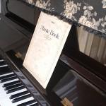アイゼナハピアノに中世ゴシックの面影をみる~重度のゴシック病