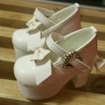 球体関節人形のゴスロリ靴が届きました!激カワ&精巧☆