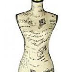 トルソーのあるお部屋って憧れませんか?ドレスを着せて飾りたい