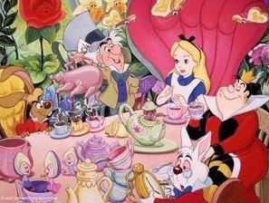 お茶会仲間がいない問題 憧れのアリスのお茶会系ホムパ Gothic Base