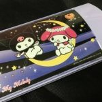 クロミちゃんデザインのUCSカード&おまけピルケース