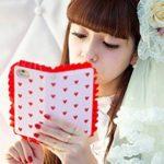 青木美沙子ちゃんプロデュースのスマホケースがラブリー☆