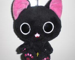 【にゃんぱいあ】「血ぃくれにゃ…」死の淵から甦りしドラキュラ猫