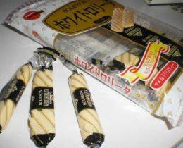 ホワイトロリータ(白ロリに非ず)ブルボン菓子がお茶会向き?
