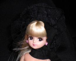 「家庭科2の私がドール服(ゴスドレス)をDIY」企画[1]