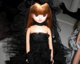 「家庭科2の私がドール服(ゴスドレス)をDIY」企画[4]