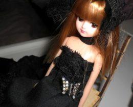「家庭科2の私がドール服(ゴスドレス)をDIY」企画[5]