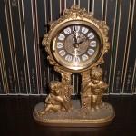 ゴシックとは?定義が分からない…この置き時計ってゴシック様式?