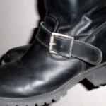 ヨースケ(YOSUKE)エンジニアブーツ。1年中履けるプチゴス靴
