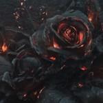 「The Ash」~黒薔薇と炎の芸術がゴシックで退廃的!