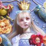 『アリスインドリームランド』球体関節人形が繰り広げるアリスの世界