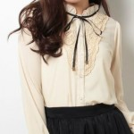 axes femme(アクシーズファム)のお洋服で目指したいカジュアルロリィタ
