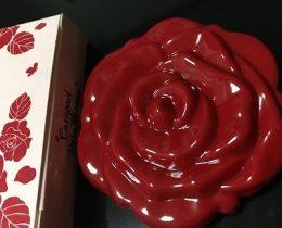 薔薇ミラーってエレガントで素敵・・・!麗しの真紅カラー