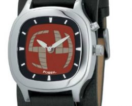 ほんのりレトロゴスなFOSSIL(フォッシル)のメンズ時計