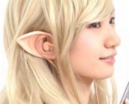 エルフ耳になれちゃうイヤホン登場☆妖精さんになりたいアナタへ