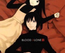 異色!吸血鬼オシャレ系コマ割りナシ漫画「BLOODALONE」